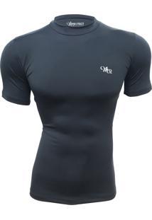 Camisa Térmica Manga Curta Mprotect Preto