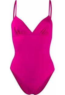 Sian Swimwear Maiô Caitlin - Rosa