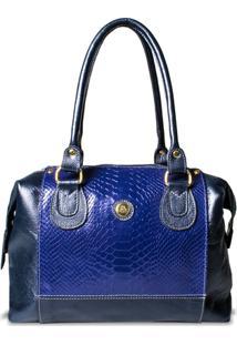Bolsa Artlux Big - Feminino-Azul