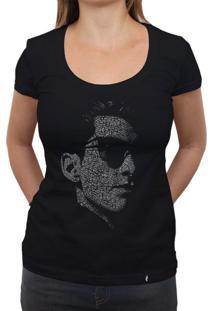 Alex Turner - Camiseta Clássica Feminina