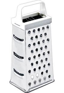 Ralador Aço Inox 4 Faces 23Cm Top Pratic 2204304 Brinox