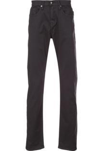 Frame Calça Jeans Slim 'L'Homme' - Cinza