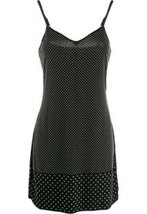Michael Michael Kors Studded Mini Dress - Preto