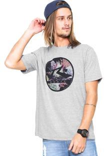 Camiseta Rusty Punch Cinza