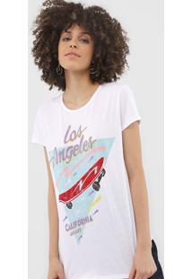 Camiseta Lez A Lez Los Angeles Branca