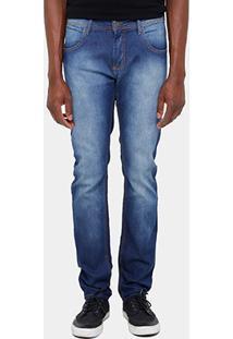 Calça Jeans Skinny Sommer Ivo Stone Masculina - Masculino