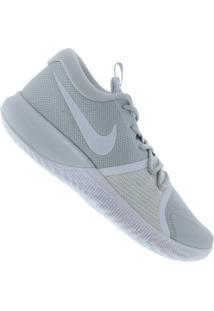 Tênis Nike Zoom Assersion - Masculino - Branco/Cinza Claro