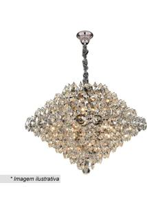 Lustre Diamond- Cristal- 42X56X56Cm- Bivolthevvy