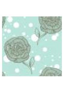 Papel De Parede Autocolante Rolo 0,58 X 3M - Floral 1252