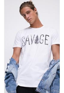 Camiseta Savage