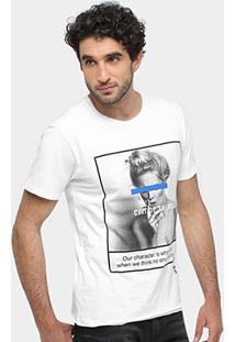 Camiseta Sergio K Cult Of The Useless Masculina - Masculino