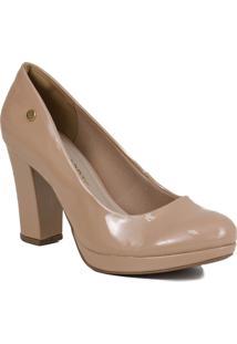 Sapato Feminino Scarpin Via Marte Salto Alto 20-1654