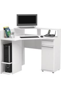 Mesa Escrivaninha De Canto 1 Porta S975 Kappesberg