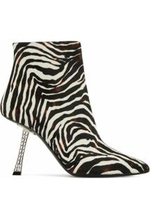Giuseppe Zanotti Ankle Boot Farrah Fancy - Preto