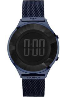 6eeb79ff081 Zattini. Relógio Vidro Manual Digital Feminino ...