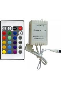 Fita Led Rgb 5050 - 5M Super Led + Controladora + Cont Remoto + Fonte