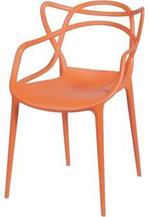 Cadeira Masters Allegra Laranja
