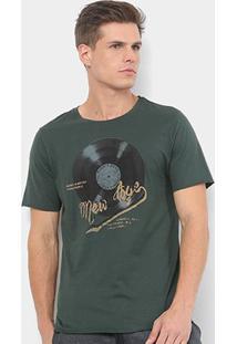 Camiseta Burn New Age Masculina - Masculino