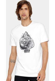 Camiseta Mcd Regular Deep Sea Masculina - Masculino