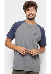 Camiseta Dc Shoes Esp Cresdee Pocket Masculina - Masculino