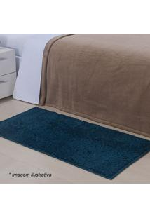 Tapete Classic- Azul Escuro- 120X66Cm- Oasisoasis