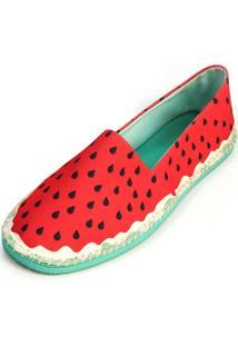 Alpargata Cupcakes Shoes Fresh - Feminino