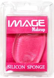 Image Makeup Esponja De Silicone P/ Maquiagem - Feminino