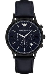 76d2198b94f8b ... Relógio Emporio Armani Masculino - Ar2481 0An Ar2481 0An - Masculino -Preto