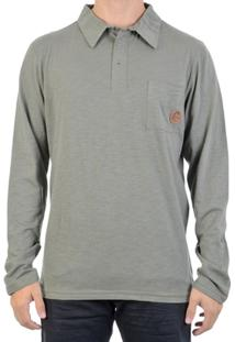 Camiseta Polo O'Neill Henley - Masculino