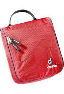 Necessaire Para Viagem Wash Center I Leve E Compacta Deuter - Unissex-Vermelho