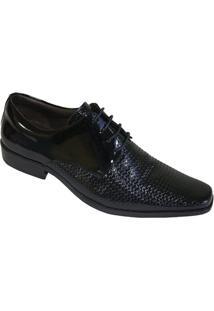 Sapato Social Gofer Derby - Masculino