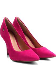 Scarpin Via Uno Salto Alto Bico Fino - Feminino-Pink