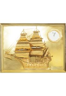 Relógio De Parede Caravel