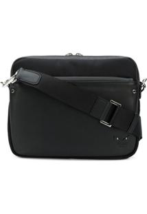 Fendi Bolsa Tiracolo Bag Bugs - Preto