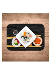 Jogo Americano Wevans Sushi Kit Com 4 Pçs