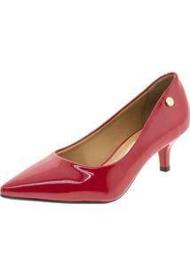 5dc5e2657b7 Sapato Salto Baixo Vizzano feminino