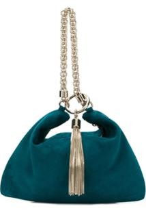 Jimmy Choo Clutch Callie - Azul