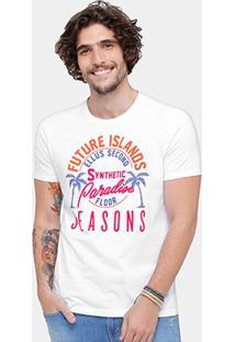 Camiseta Ellus 2Nd Floor Seasons Masculina - Masculino