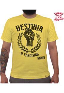 Bloco 77 - 2019 - Camiseta Basicona Unissex