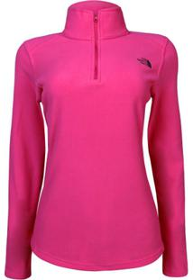Blusa The North Face Feminino Glacier Quarter Zip - Feminino