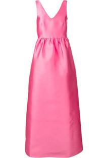 P.A.R.O.S.H. Vestido 'Picabia' - Rosa
