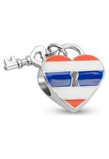 Pingente Life Coração Tailandês