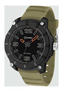 Relógio Masculino Xgames Xmpp0022 P2Ex