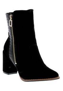 Ankle Boot Bebece Preta