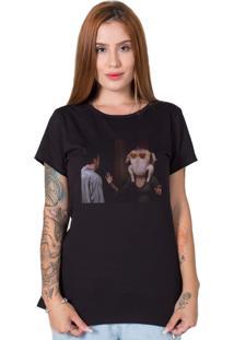 Camiseta Monica Geller Friends Preto