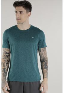 Camiseta Ace Basic Dry Verde