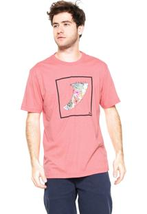 Camiseta Rusty Fin Coral