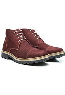 Bota Montreal Couro Cadarço Arauak Boots - Masculino