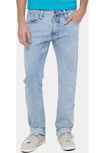Calça Jeans Skinny Colcci Rodrigo Indigo Masculina - Masculino