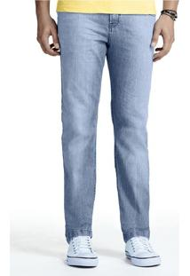Calça Masculina Em Jeans Regular Hering